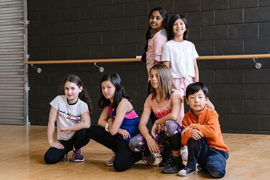 SGS Kids' Dance