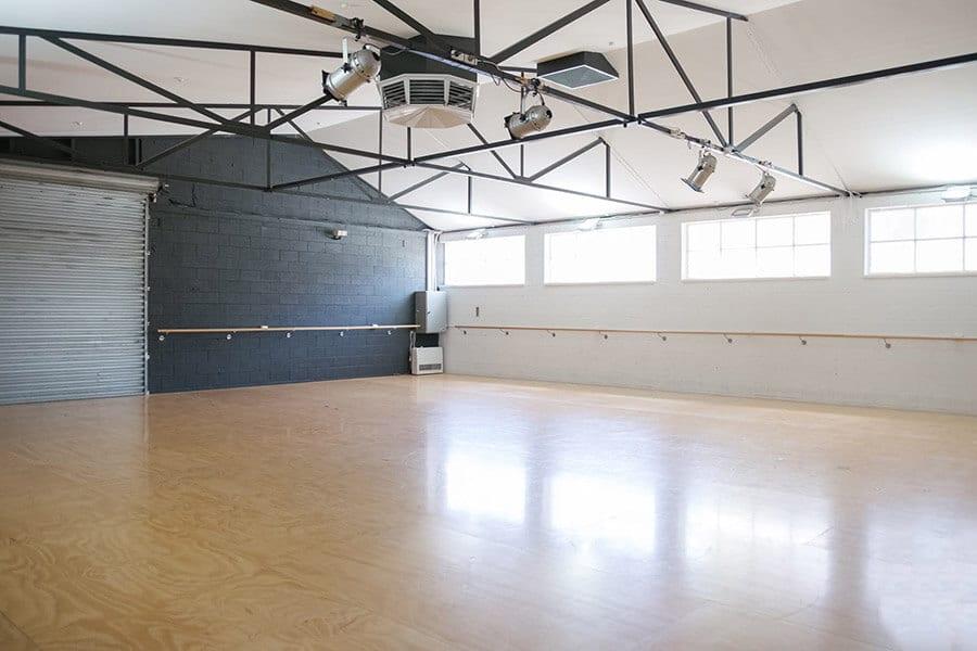 Dance studio Stepney