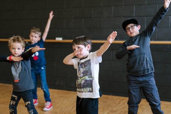 Kids Dance Lessons Stepney