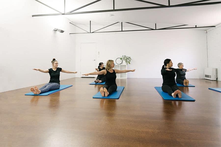 SGS Pilates