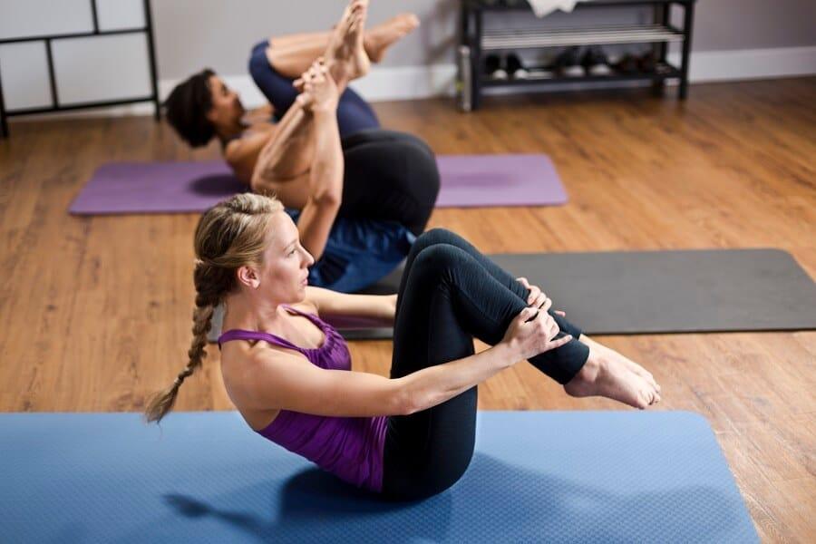 Pilates Mat Instructor Training